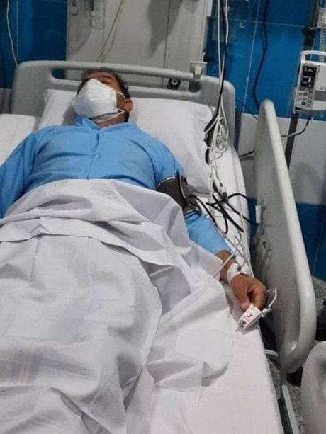 خونریزی شدید داخلی پزشک ایرانی پس از تزریق واکسن روسی تایید شد| جهانپور عوارض واکسن روسی را تایید کرد