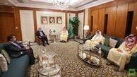 دیدار وزیر خارجه عربستان با همتای عراقی