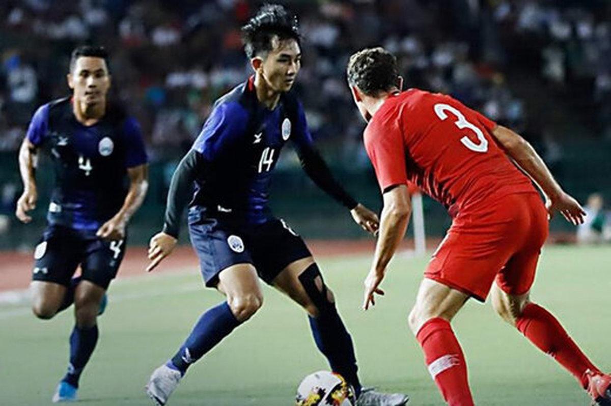 نفس هنگکنگ بیخ گوش ایران! تیم ملی فوتبال هنگکنگ موفق به شکست کامبوج شد