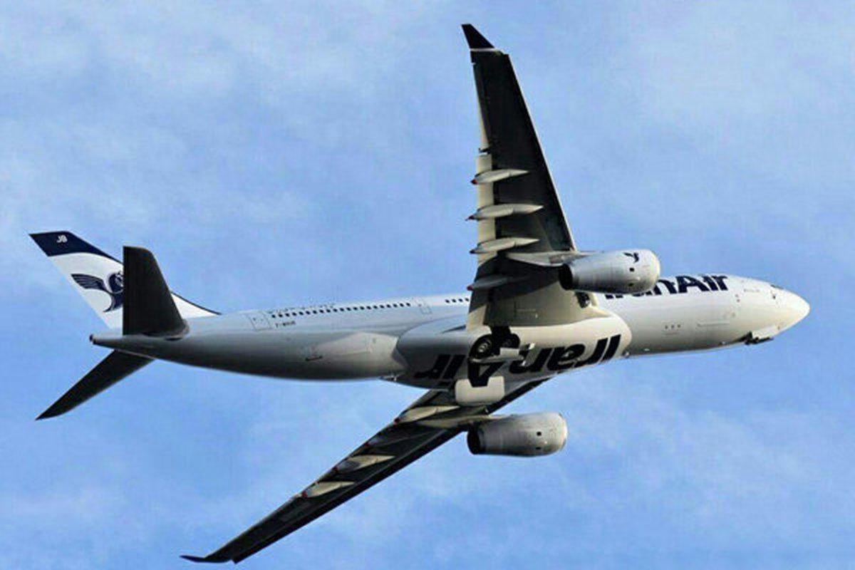 شمارش معکوس برای ورود مدرنترین هواپیمای برجامی به کشور