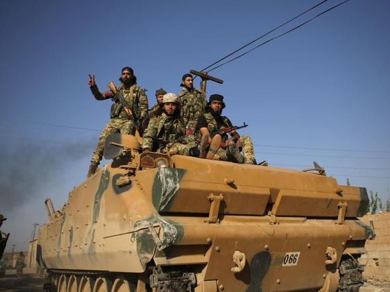 ویدئو : جنایات جنگی ترکیه علیه سوریه