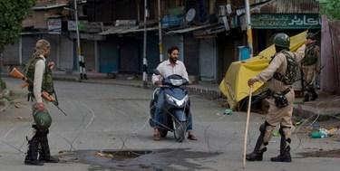 نیروهای امنیتی هند 4 هزار نفر را در جامو و کشمیر بازداشت کردند