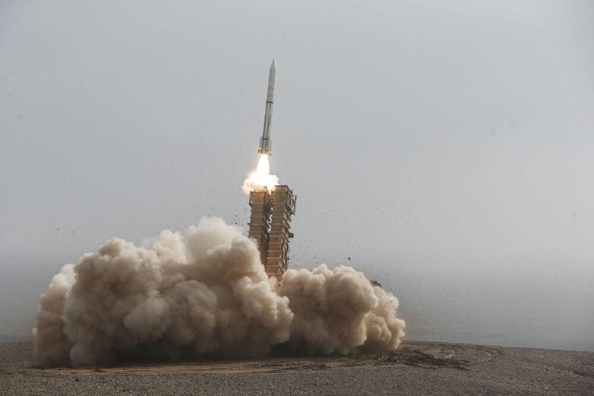 سامانه پدافندی «۱۵ خرداد» برای نخستین بار عملیاتی شد
