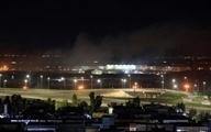 حملات پهپادی به مقر متعلق به موساد در فرودگاه اربیل