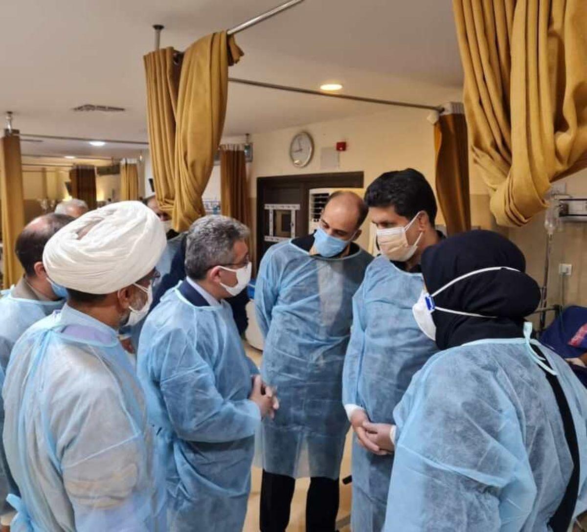 معاون وزارت بهداشت: با وارد شدن واکسن به کشور واکسیناسیون کرونا سرعت میگیرد