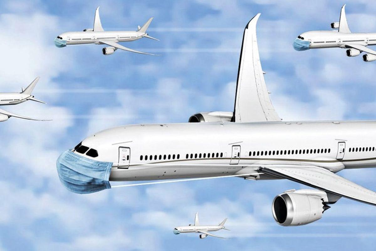 پروازهای خارجی آزاد و ممنوعه  | مقاصد پروازی ممنوعه کرونایی کاهش پیدا کرد
