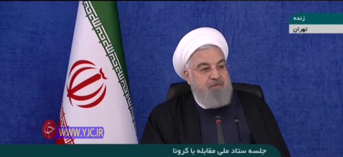 روحانی: ۳۰ میلیون نفر یارانه ۱۰۰ هزار تومانی می گیرند + ویدئو