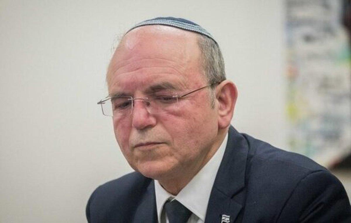 مهره امنیتی اسرائیل استعفا داد