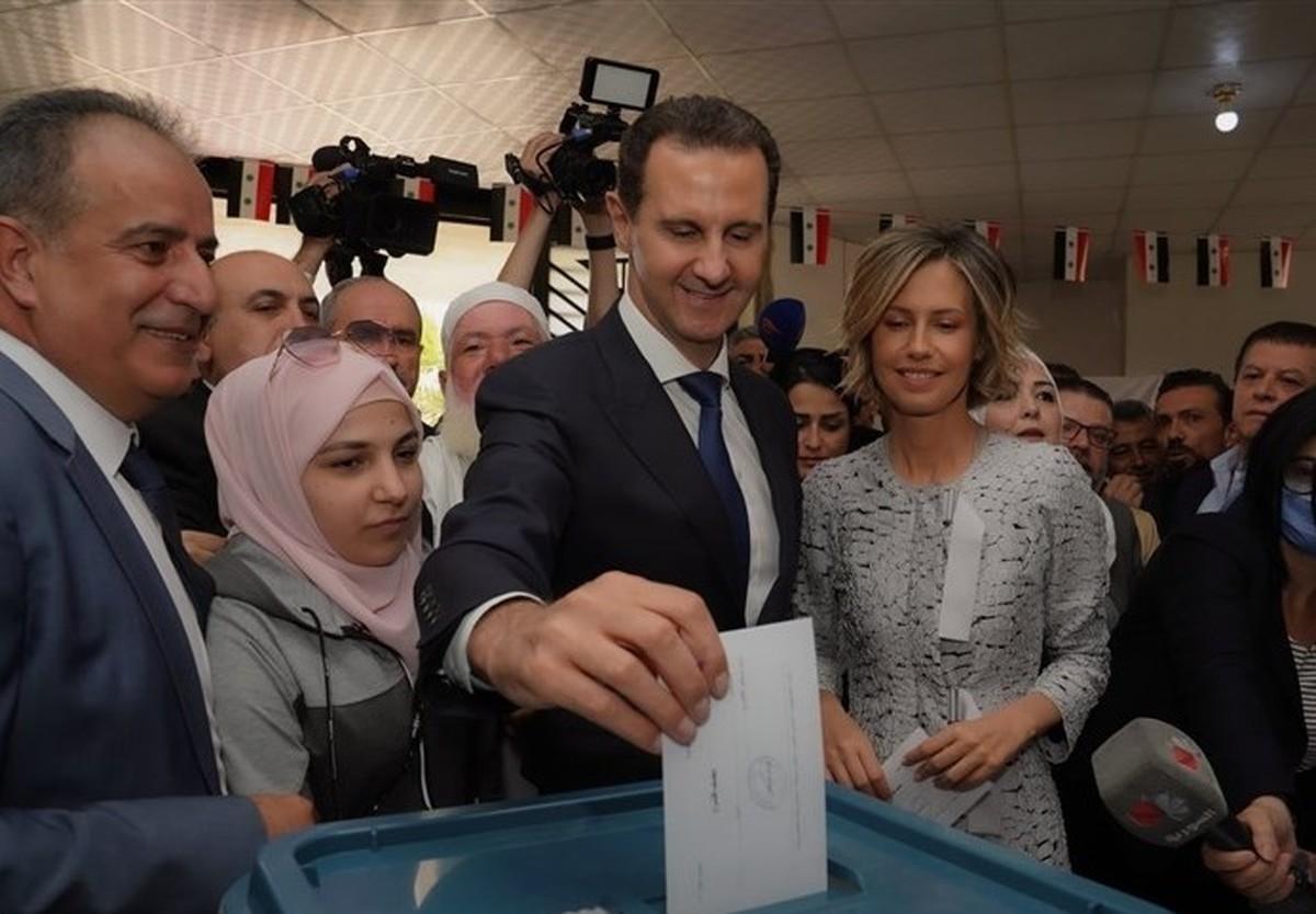۳ سوال درباره نظارت ایران بر انتخابات سوریه