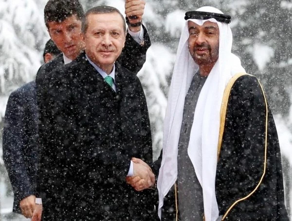 تشدید رقابت ترکیه و امارات