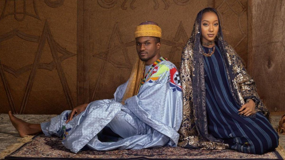 عروسی سلطنتی نیجریه (عکس)؛ پر زرق و برق با پرواز جتهای خصوصی