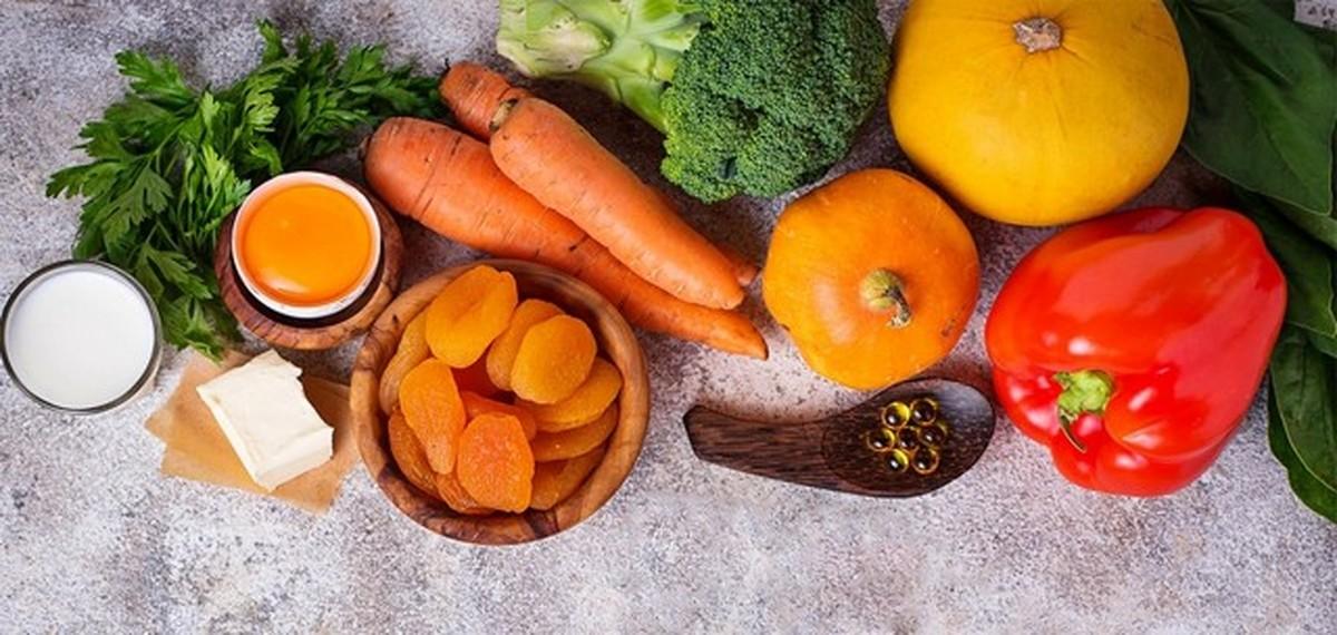 7 ماده غذایی سرشار از ویتامین A که برای بدن مهم هستند