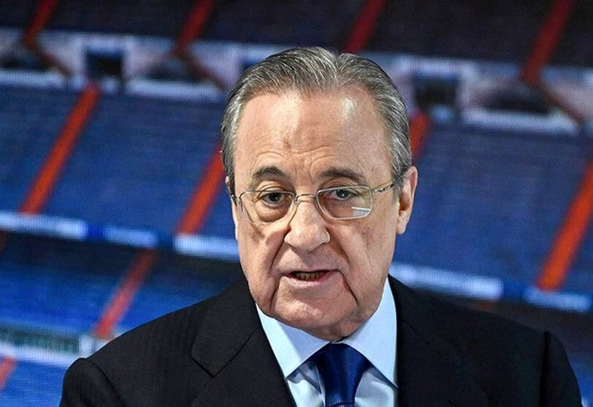پرز، رئیس رئال مادرید: سوپرلیگ را تاسیس کردیم تا فوتبال را نجات دهیم