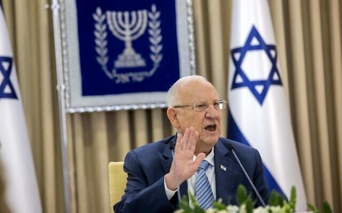 بستری شدن رئیس اسرائیل در بیمارستان