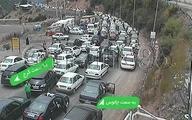 وضعیت جوی جادهها ، امروز ۱۵ اسفند ۹۹