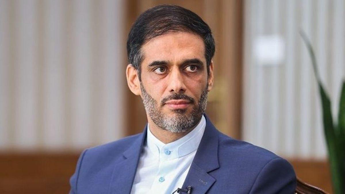 سعید محمد برای ثبت نام وارد ستاد انتخابات شد
