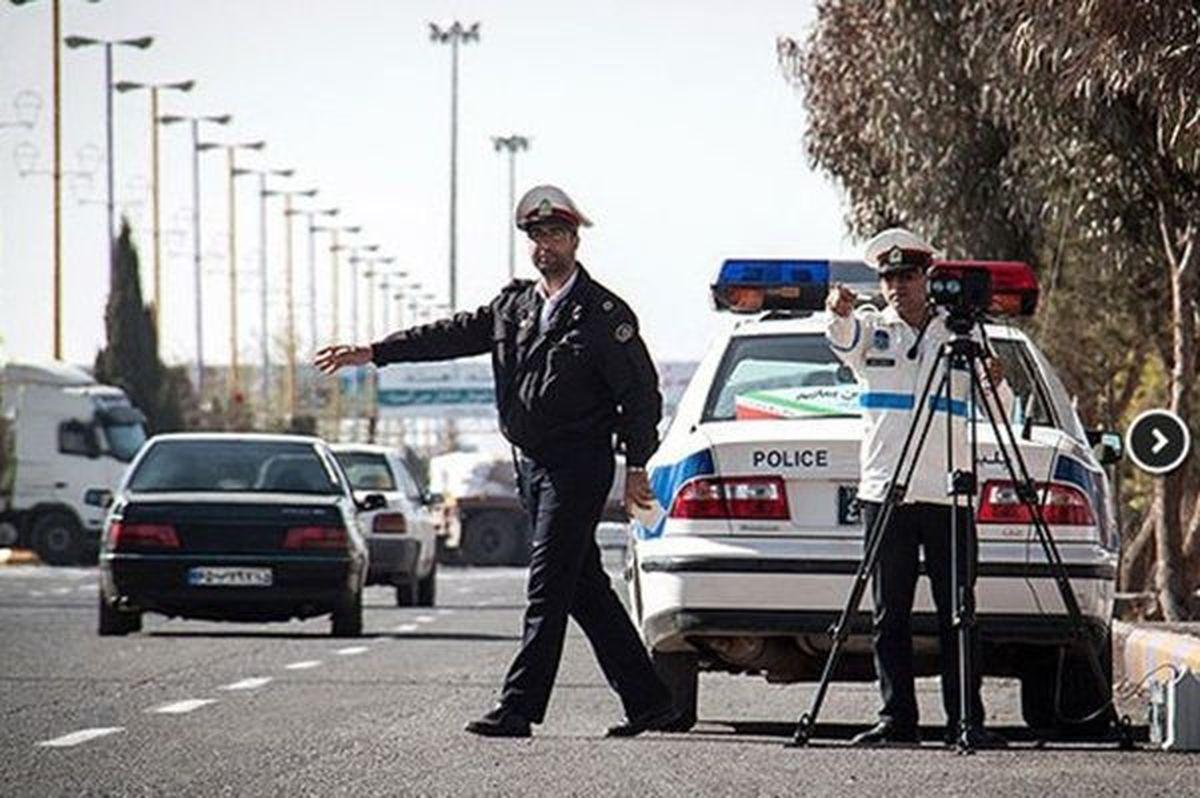 پلیس: تا پایان تعطیلات نوروزی، هیچ خودرویی بهدلیل جریمه معوقه توقیف نخواهد شد