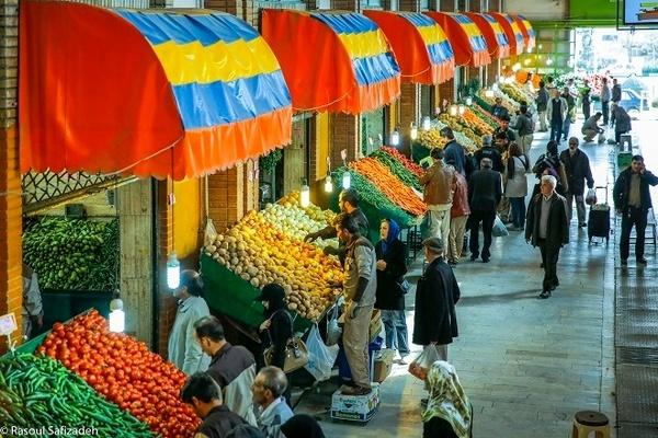 ۸ بازار جدید میوه و ترهبار صبح شنبه افتتاح میشود