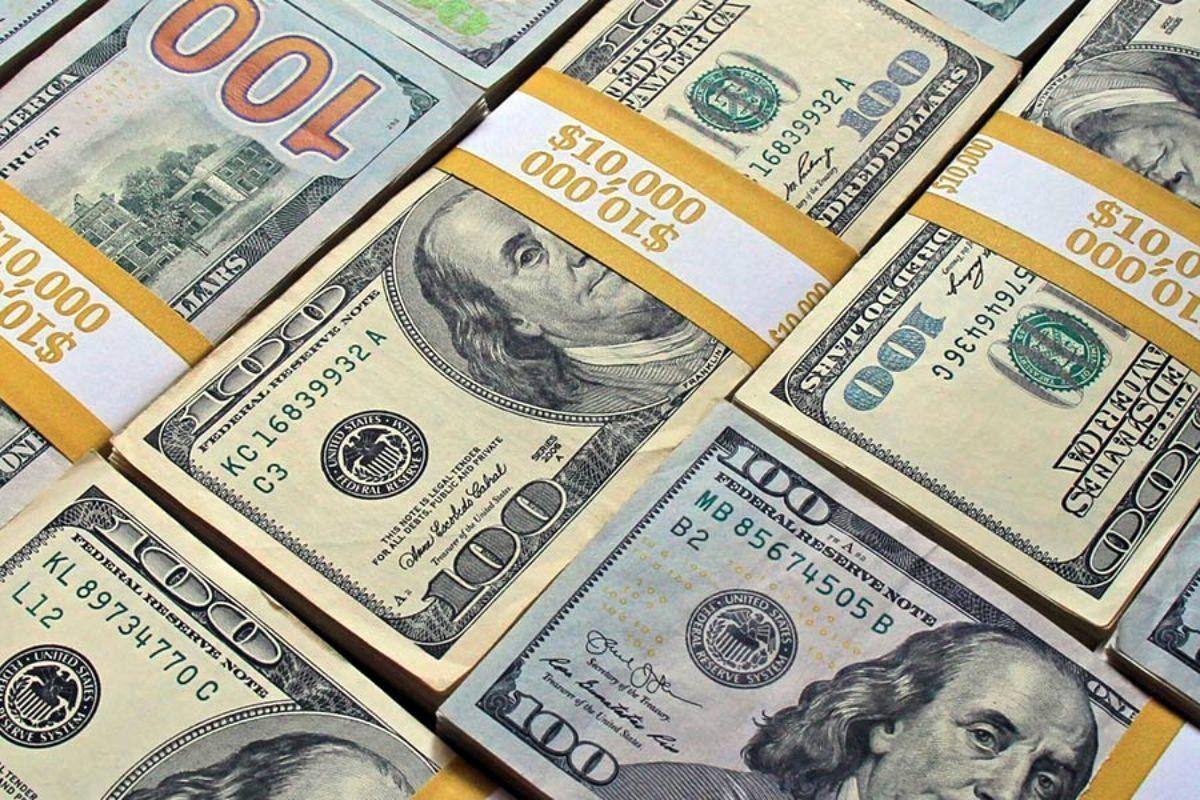 قیمت دلار+جدول