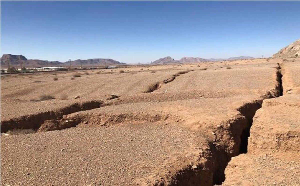 هشدار نسبت به وضعیت فرونشست زمین در کشور