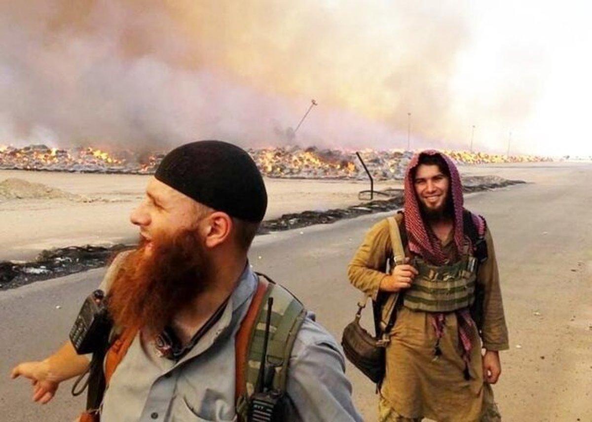 """گروه تروریستی """"جنود الشام"""" در سوریه خود را منحل کرد"""