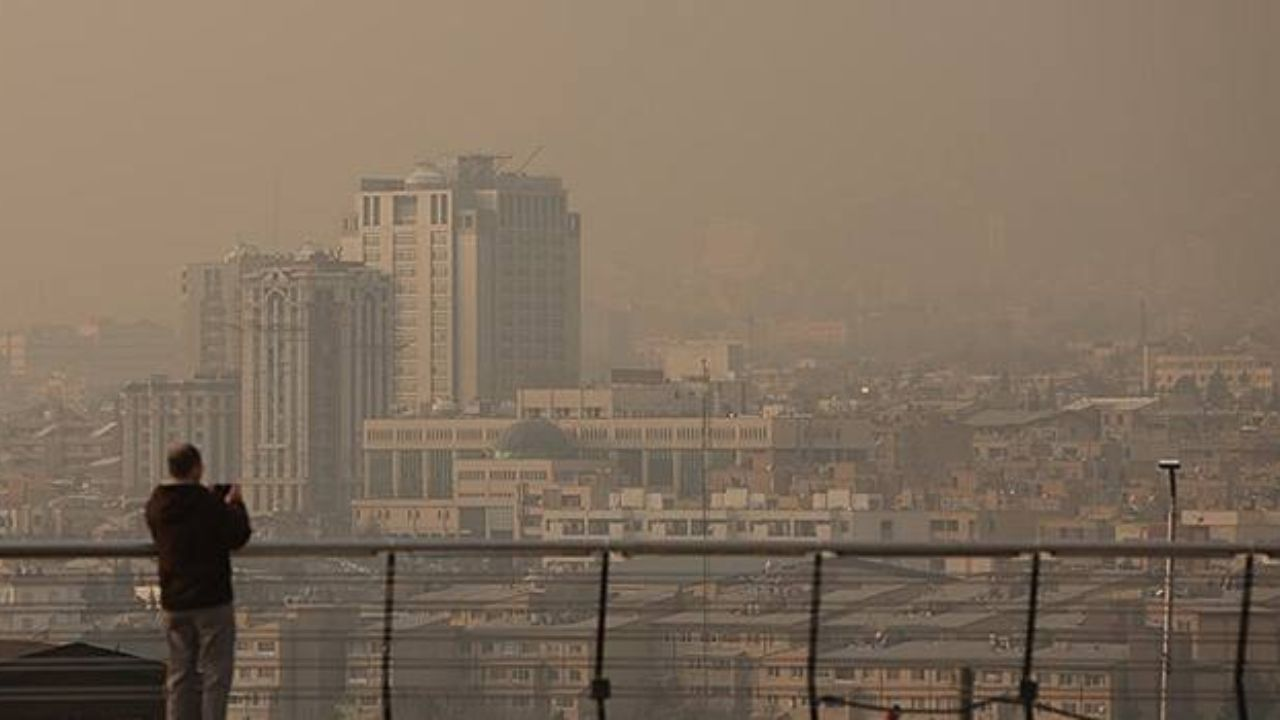 موارد قلبی و تنفسی در روزهای آلودگی هوا در پایتخت افزایش یافته