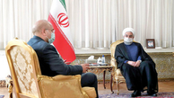 کنایه روحانی، پاسخ قالیباف | رئیسجمهور به طرح برجامی مجلس واکنش نشان داد