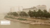 احتمال وقوع گرد و غبار برای جنوب و مرکز خوزستان پیش بینی می شود.