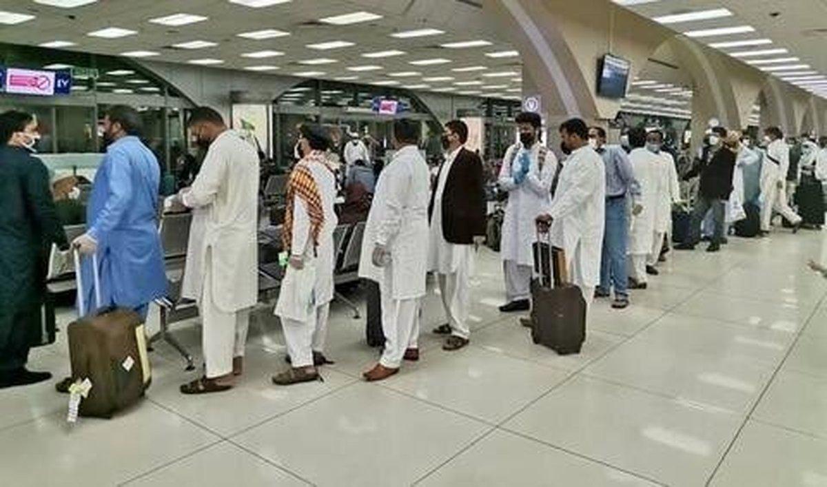 ممنوعیت ورود اتباع هندی و مسافران این کشور به ایران   تشدید غربالگری از مسافران پاکستانی