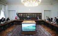 روحانی: بورس نقطه امیدی در شرایط فعلی است