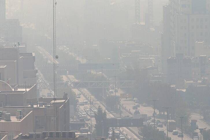 میزان سرب هوای تهران در چه فصلهایی بیشتر است؟