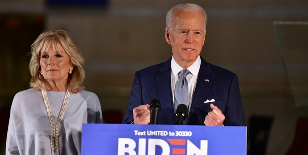 جو بایدن در ۶ ایالت با اختلاف اندکی اکثریت آرا را در اختیار دارد.
