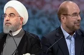 قالیباف خطاب به روحانی:  از اینکه مجلس میخواهد بودجه را به نفع مردم اصلاح کند عصبانی شدهاید؟