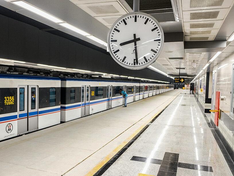 ترافیک | 10 ایستگاه مترو در تهران بزودی افتتاح میشود