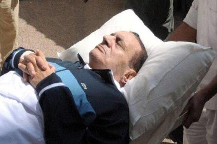 مرگ حسنی مبارک