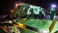 روزانه 7500 تن زباله در تهران تولید میشود