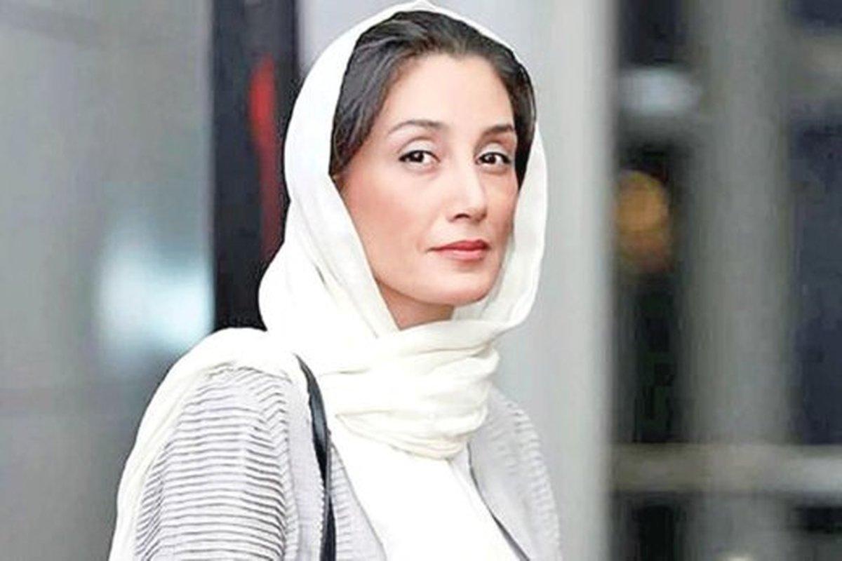 گریم زیبای هدیه تهرانی در «بی همه چیز»