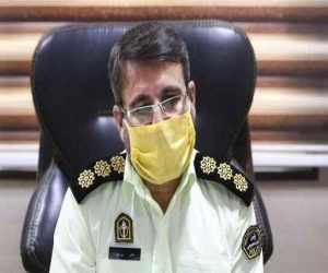 برخورد پلیس با دورهمی ۱۰۰ نفره کافهای در شرق تهران