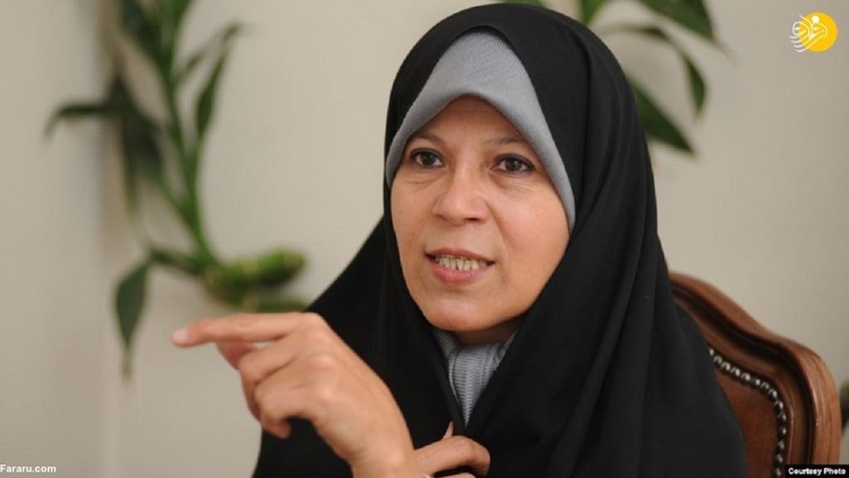 اعتراض تند فائزه هاشمی به ظریف و روحانی