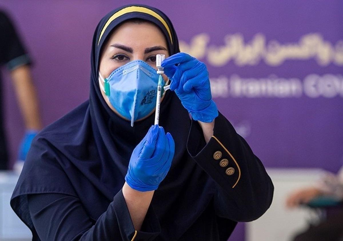 نظر سنجی : از هر ۱۰ شهروند تقریبا ۶ نفر حاضرند واکسن ایرانی بزنند