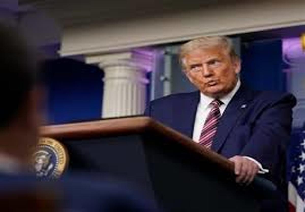 ترامپ فرمانی را برای ممنوعیت سرمایه گذاری درشرکتهای چینی امضا کرد