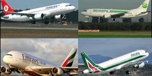 ۲ میلیون سفر هوایی در جهان لغو لغو شد