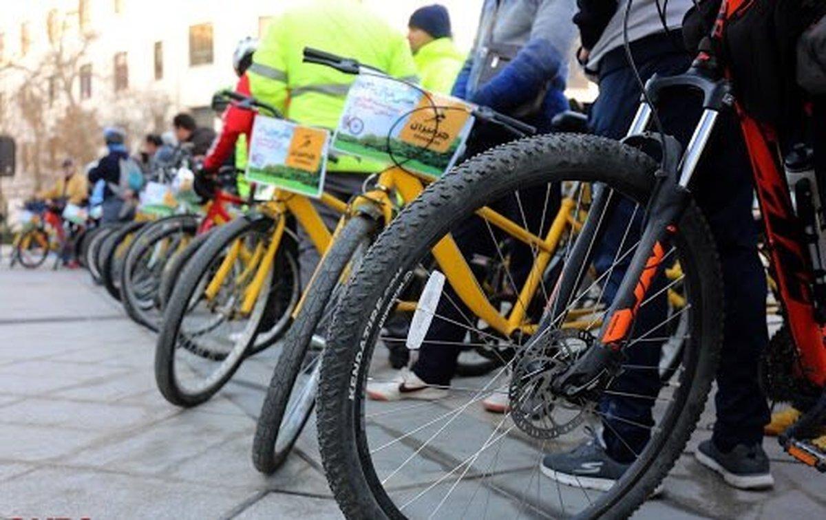 حادثه مرگبار برای بانوی دوچرخه سوار تهرانی