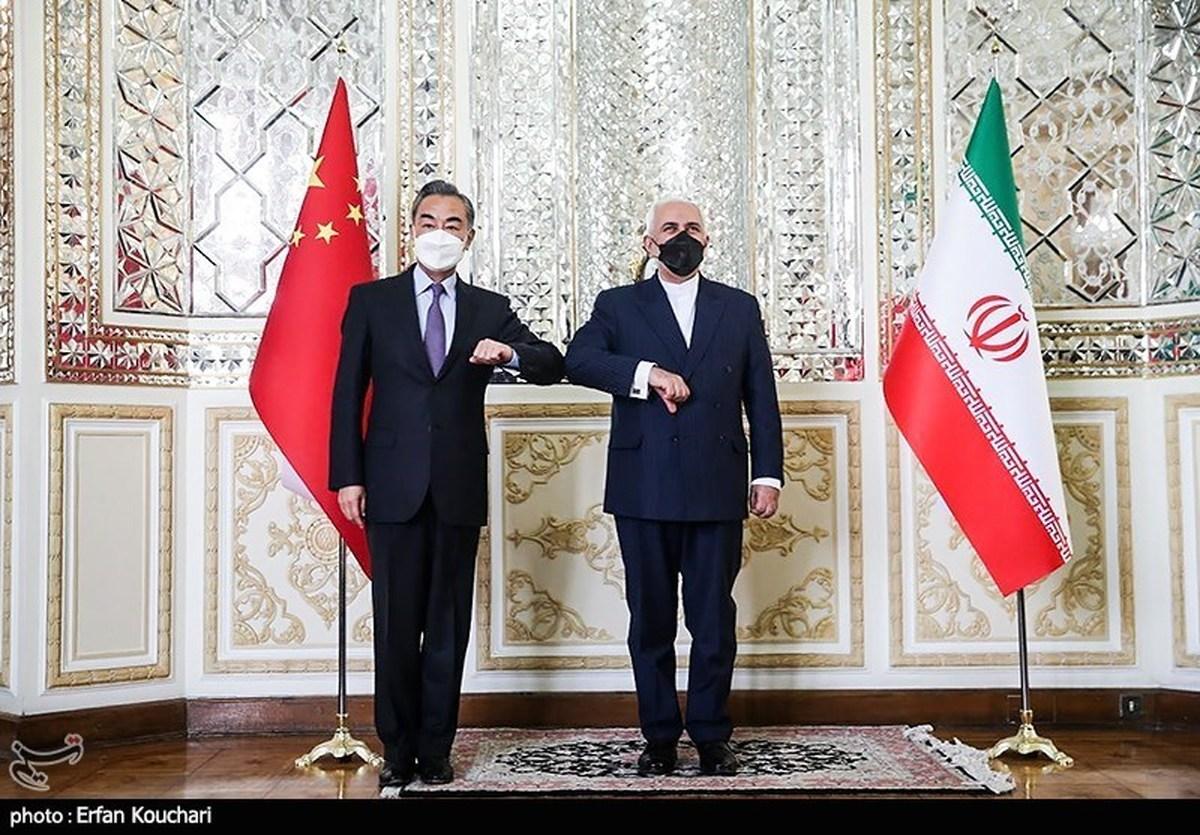 """بیانیه امضای سند """"برنامه همکاری جامع فیمابین ایران و چین"""""""
