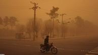طوفان شن  |  ۳۰ روستای ریگان مسدود شد