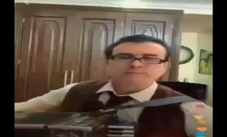 عصرکرونا؛ غیبت آدم مشهورها و لایوهای رحیم شهریاری + ویدئو