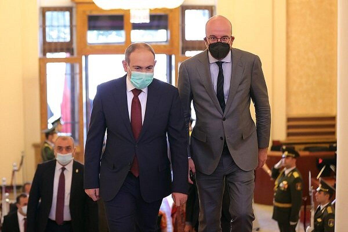 کمک مالی دو میلیارد و۶۰۰ میلیون یورویی اروپا به ارمنستان