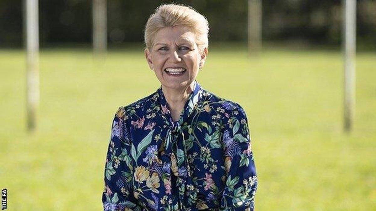 برای اولین بار در تاریخ، یک زن رئیس اتحادیه فوتبال انگلیس شد