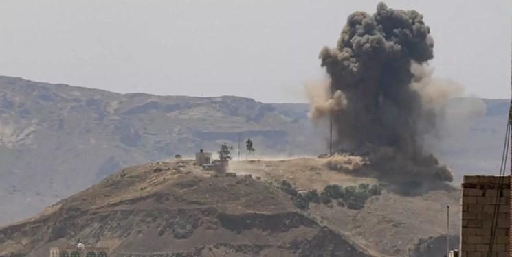 کشته و زخمی |  جنگندههای سعودی مواضع شبه نظامیان خودی را هدف قرار دادند