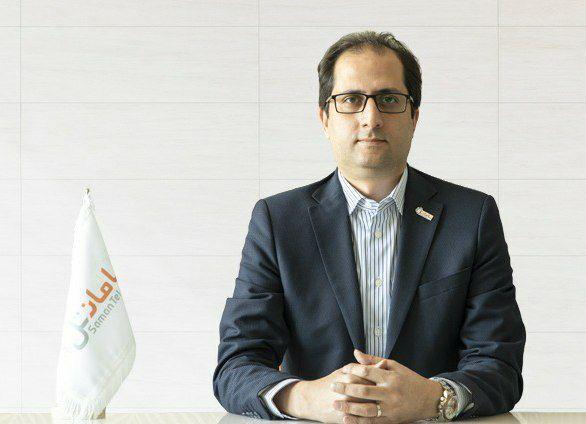 """قهری بعنوان مدیرعامل سامانتل """" اولین اپراتور نسل جدید تلفن همراه """" منصوب شد"""